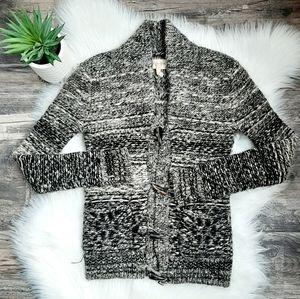 Aritzia Wilfred free wool blend cardigan